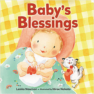 Cover: Baby's Blessings