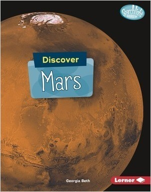 Cover: Discover Mars