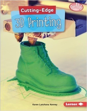 Cover: Cutting-Edge 3D Printing