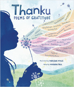 Cover: Thanku: Poems of Gratitude