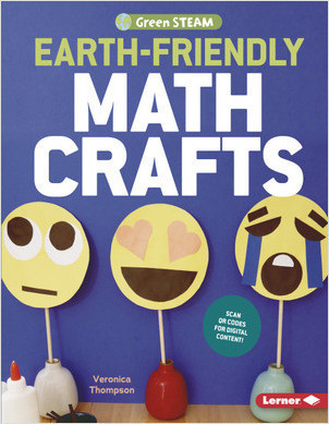 Cover: Earth-Friendly Math Crafts