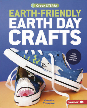Cover: Earth-Friendly Earth Day Crafts