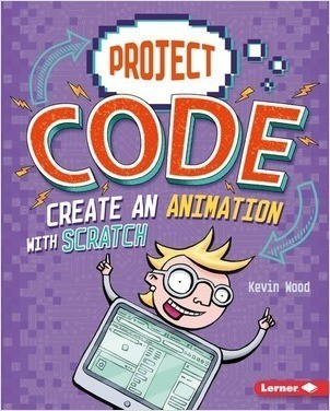 Cover: Create an Animation with Scratch