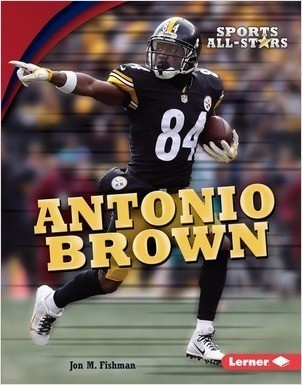 Cover: Antonio Brown