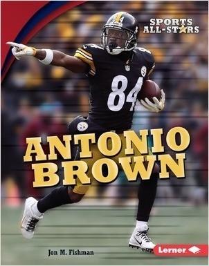 Cover: Antonio Brown