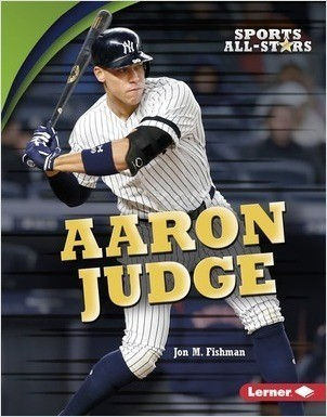 Cover: Aaron Judge