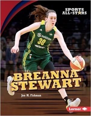 Cover: Breanna Stewart