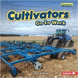 Cover: Farm Machines at Work — Library Bound Set
