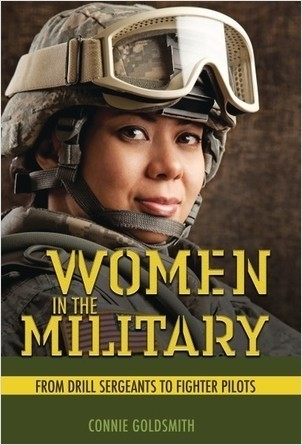 Cover: Women in the Military: From Drill Sergeants to Fighter Pilots