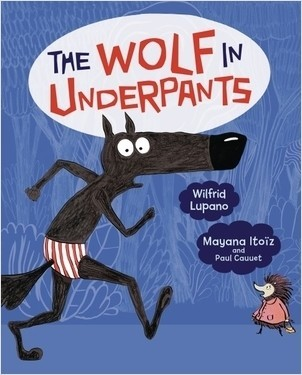 Cover: The Wolf in Underpants
