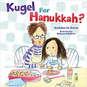 Cover: Kugel for Hanukkah?