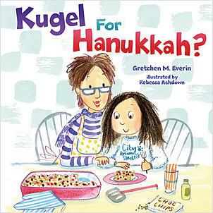Cover: Kugel for Hanukkah?