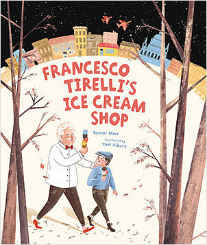 Cover: Francesco Tirelli's Ice Cream Shop