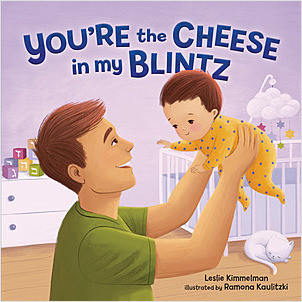 Cover: You're the Cheese in My Blintz