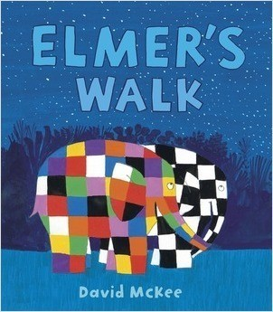 Cover: Elmer's Walk