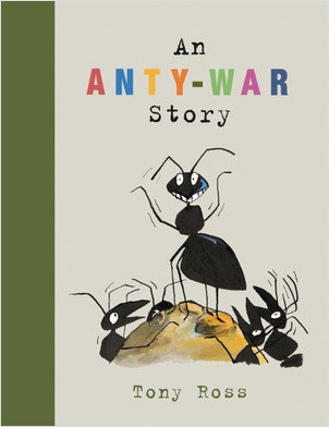 Cover: An Anty-War Story