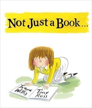 Cover: Not Just A Book