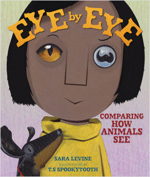 Cover: Eye by Eye: Comparing How Animals See