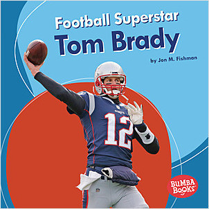 Cover: Football Superstar Tom Brady