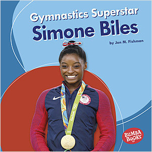 Cover: Gymnastics Superstar Simone Biles