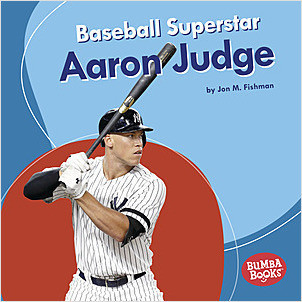 Cover: Baseball Superstar Aaron Judge