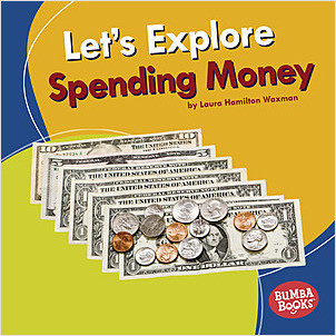 Cover: Let's Explore Spending Money