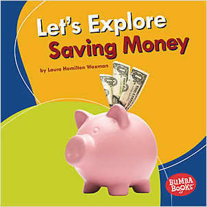 Cover: Let's Explore Saving Money
