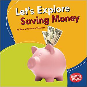 Cover: Let's Explore Saving Money