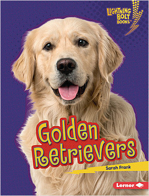 Cover: Golden Retrievers