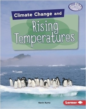 Cover: Climate Change and Rising Temperatures
