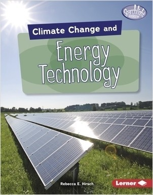 Cover: Climate Change and Energy Technology