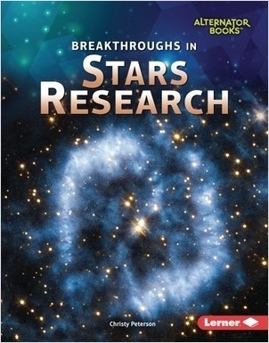 Cover: Breakthroughs in Stars Research