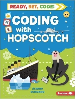 Cover: Coding with Hopscotch