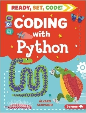 Cover: Coding with Python