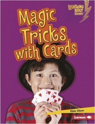 Cover: Lightning Bolt Books ® — Magic Tricks — Library Bound Set