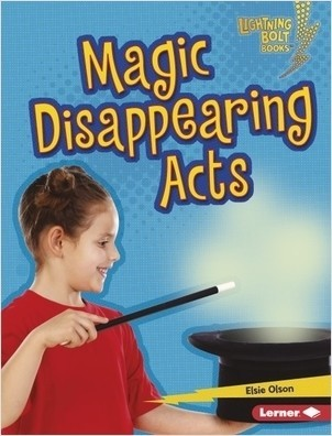 Cover: Lightning Bolt Books ® — Magic Tricks — Paperback Set