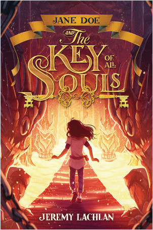 Cover: Jane Doe and the Key of All Souls