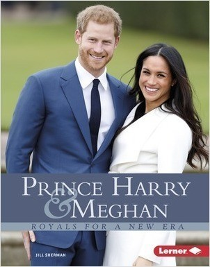 Cover: Prince Harry & Meghan: Royals for a New Era