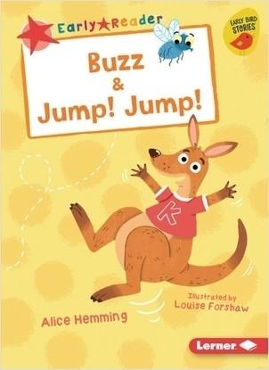 Cover: Buzz & Jump! Jump!
