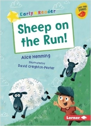 Cover: Sheep on the Run!