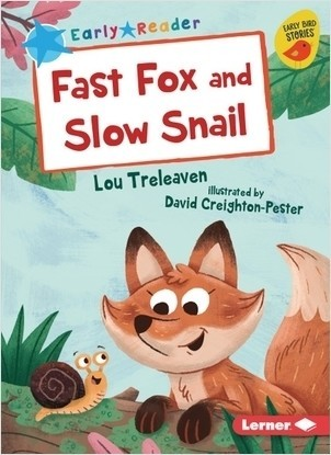 Cover: Fast Fox and Slow Snail
