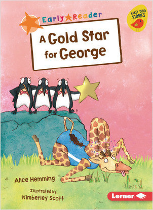 Cover: A Gold Star for George