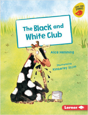 Cover: The Black and White Club