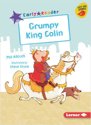 Cover: Grumpy King Colin