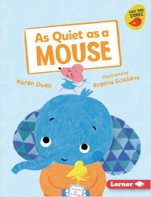 Cover: As Quiet as a Mouse