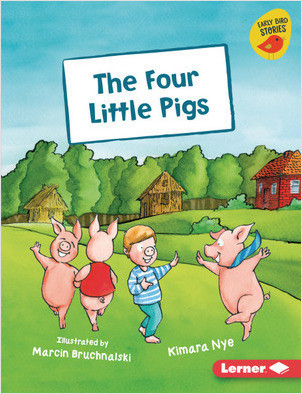 Cover: The Four Little Pigs