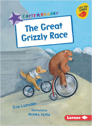 Cover: The Great Grizzly Race