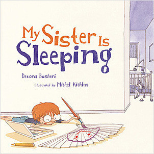 Cover: My Sister Is Sleeping