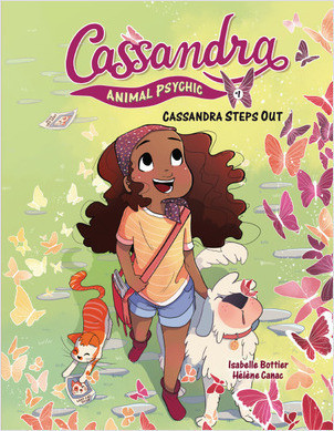 Cover: Cassandra Steps Out: Book 1