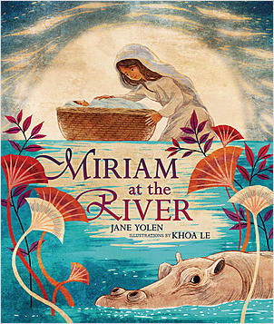 Cover: Miriam at the River
